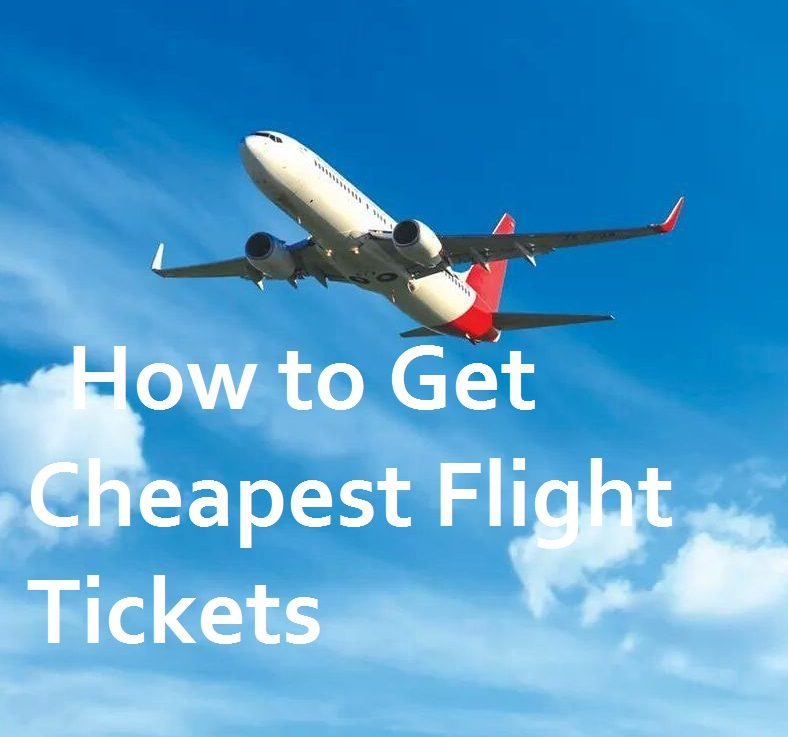 Cheapest Flight Tickets